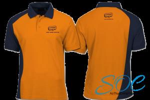 Áo thun đồng phục công nhân giá rẻ