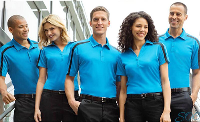 Công ty may đồng phục áo thun giá rẻ chất lượng tốt quận 4