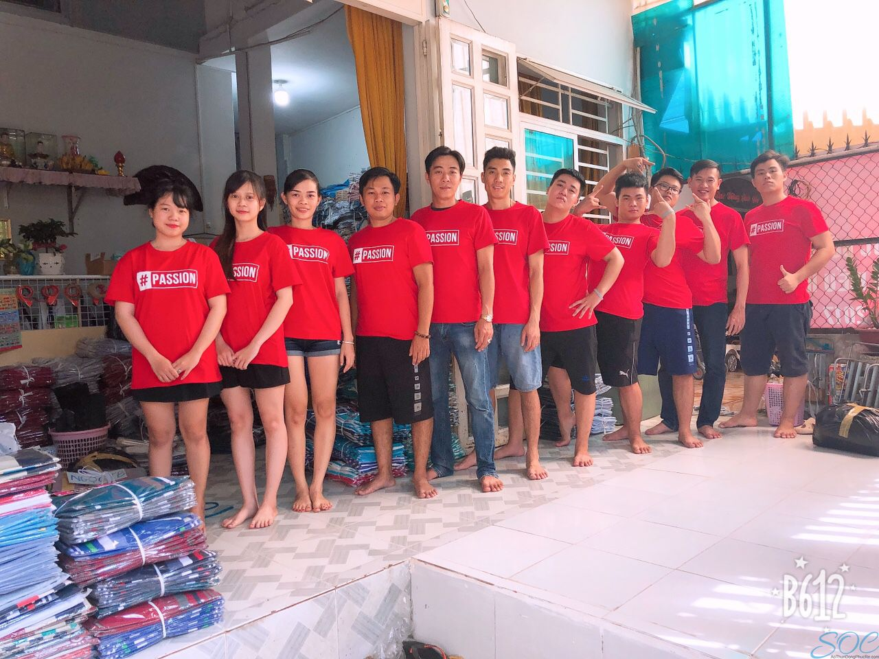 Công ty may đồng phục áo thun giá rẻ chất lượng tốt quận 1