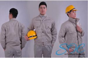 Xưởng sản xuất đồng phục bảo hộ
