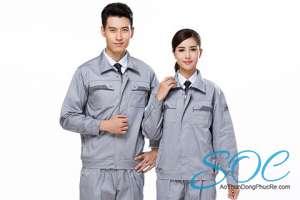 May đồng phục bảo hộ lao động tại TP HCM