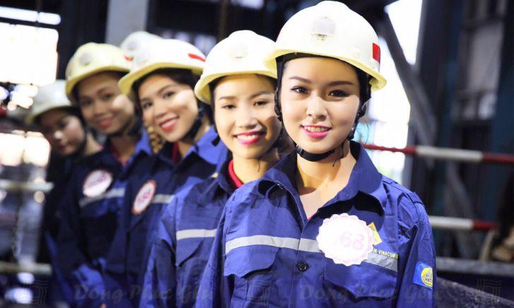 May đồng phục giá rẻ quận Bình Chánh