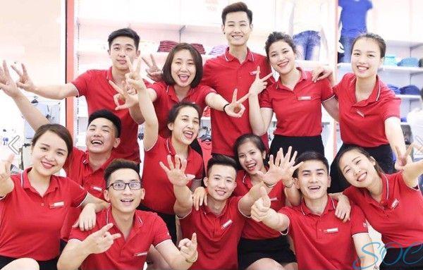 May áo thun đồng phục cổ trụ giá rẻ tại quận Phú Nhuận