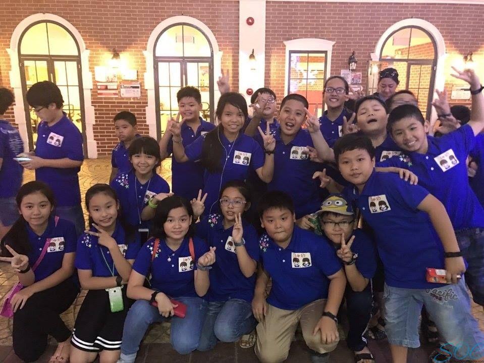 May áo thun đồng phục cổ trụ giá rẻ tại quận Tân Phú
