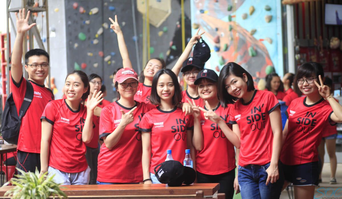 May áo thun đồng phục cổ tròn giá rẻ tại quận Tân Bình