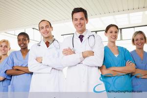 Cơ sở may đồng phục y tế HCM