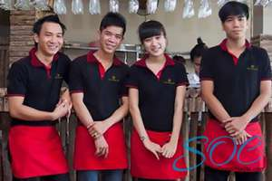 Áo thun đồng phục nhà hàng có ý nghĩa gì?