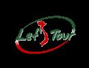 Nón du lịch và áo thun đồng phục du lịch của công ty du lịch Let's Tour