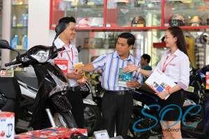 Đồng phục nhân viên tư vấn bán hàng