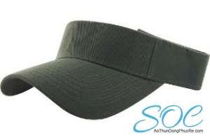 Đồng phục nón kết nửa đầu màu đen